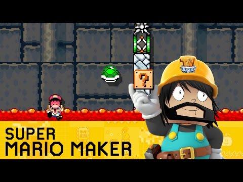 Super Mario Maker -- Fan Levels!!