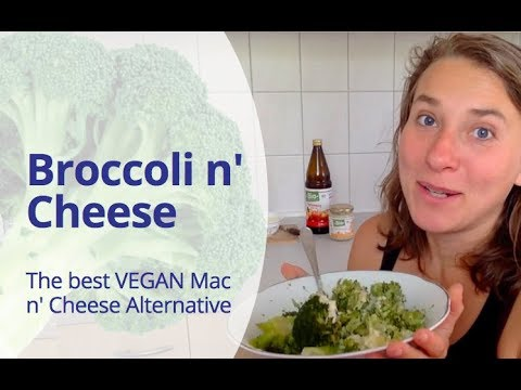 Vegan Mac and Cheese with Broccoli – A Hearty & Filling Lunch or Dinner Alternative