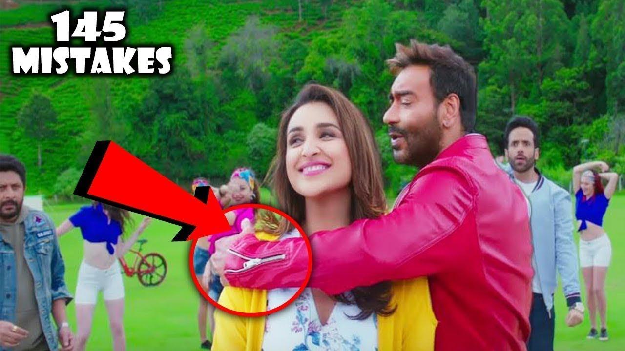 "(145 Mistakes) In Golmaal Again - Plenty Mistakes in ""Golmaal Again"" Full Hindi Movie | Ajay Devgn"