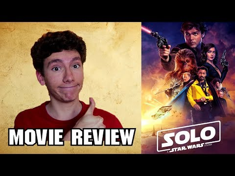 Solo: A Star Wars Story (2018) [Sci-Fi Adventure Movie Review]
