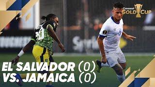El Salvador (0) vs. Jamaica (0) - Gold Cup 2019