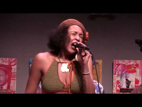 """Miss Black America"" featuring Maya Azucena on vocals - Curtis Mayfield Civil Rights Songbook 06"
