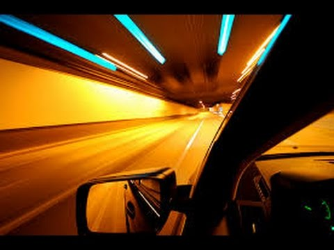 Shanghai Night Drive