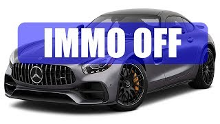 Mercedes AMG immo off