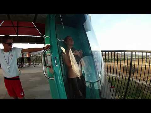 Bonzai Pipeline at Six Flags Hurricane Harbor LA
