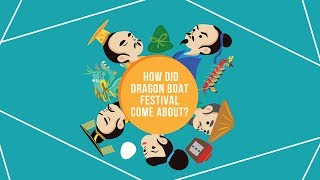 Dragonboat Evolution - How did Dragon Boat Festival come about?