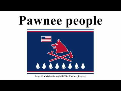 Pawnee people