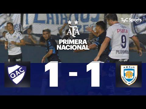 Quilmes 1 vs. Atlético de Rafaela 1 | Fecha 19 | Primera Nacional 2019/2020