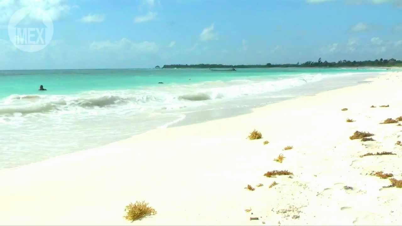 Xpu Ha Beach Waves Nature And Family Relaxation 25 Top Beaches In Riviera Maya You