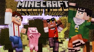 Minecraft Story Mode - The Order Of The PIG! - Episode 1 [1]