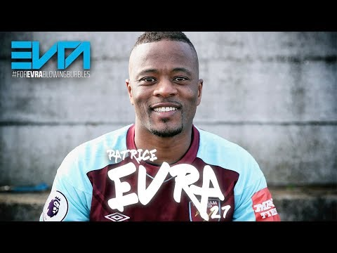 PATRICE EVRA: WHEN I WOKE UP TODAY, I HAD THE BIGGEST SMILE ON MY FACE