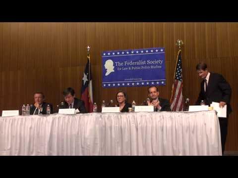 Panel 3: Federalization of Criminal Law, 2013/03/02