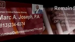 Trial Attorney Tampa FL | Tampa Trial Attorney | Criminal Defense Trial Attorney Tampa FL