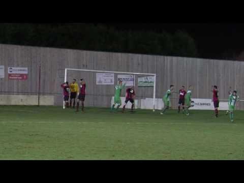 Dronfield Town 1 - 2 Glasshoughton Welfare 21/2/17