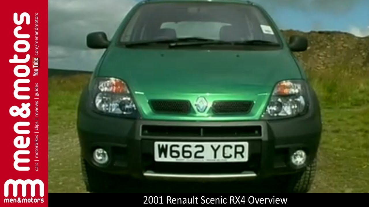 2001 renault scenic rx4 overview youtube. Black Bedroom Furniture Sets. Home Design Ideas