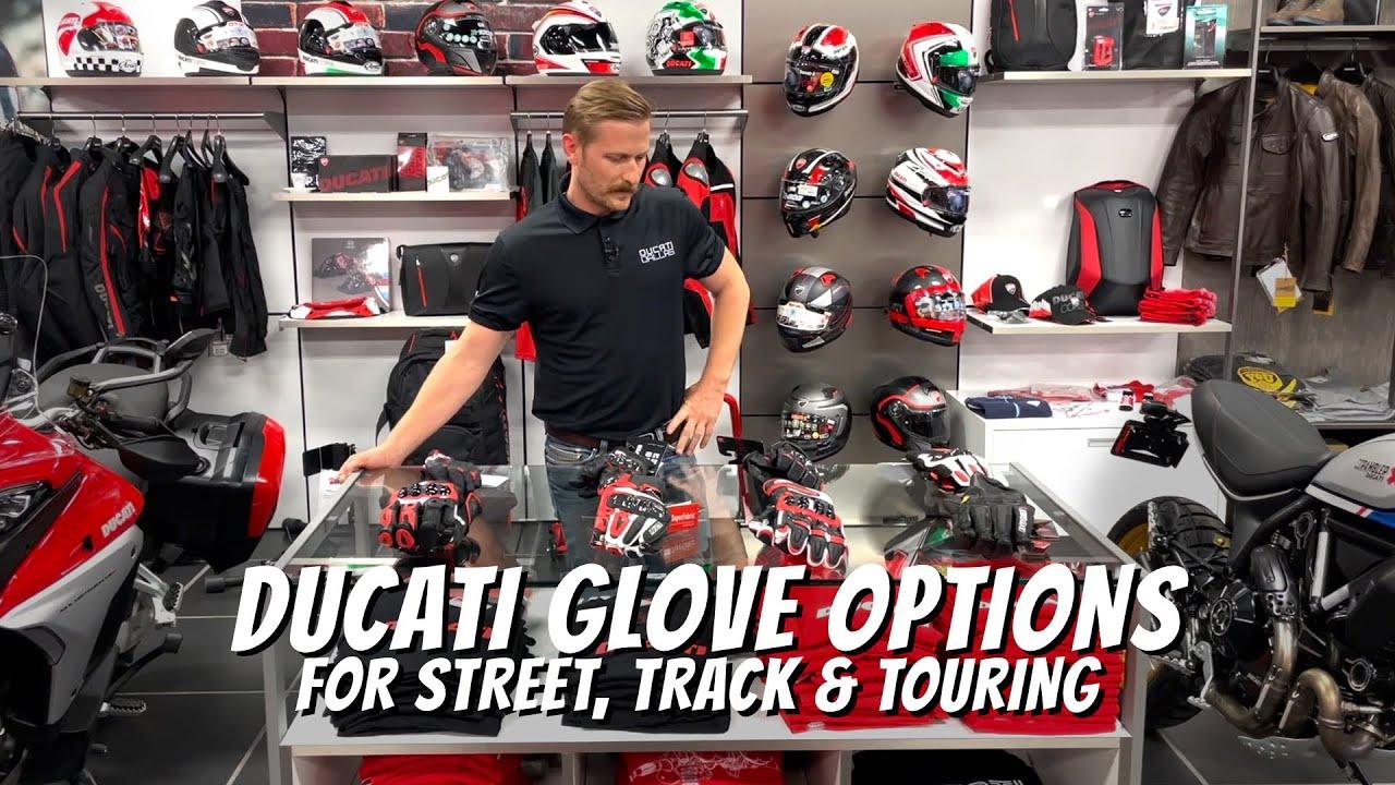 Ducati Glove Overview At AMS Ducati Dallas