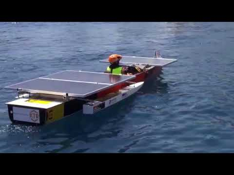 Aftermovie Solar & Electric Boat Challenge Monaco