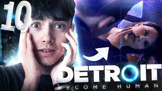 ZEPSUŁEM CAŁY ROZDZIAŁ  - Detroit: Become Human #10   JDabrowsky