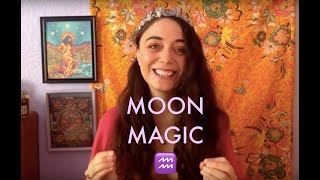 MOON MAGIC - Aquarius New Moon 2020