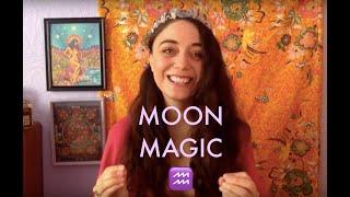 MOON MAGIC - Aquarius New Moon 2020