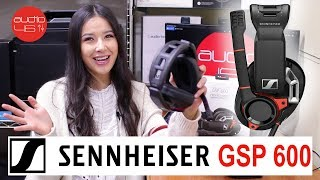 Sennheiser GSP 600. Gaming series Review
