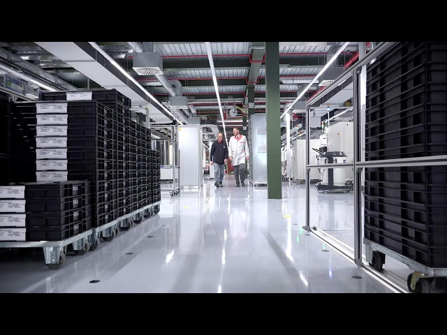 Linear Motion System (LMS) - Flexibles Transportsystem im Bosch Werk Ansbach [de]