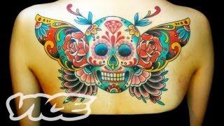 Tattoo Age: Mutsuo (Part 1/3)