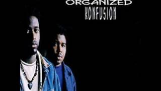 Watch Organized Konfusion The Rough Side Of Town video