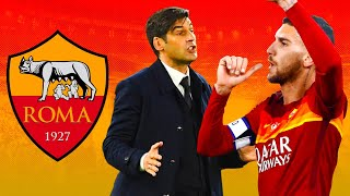 Chat with AS Roma fan about Fonseca, Pellegrini & more!