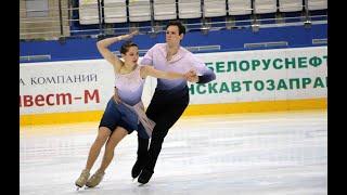 Ice Star 2021 Фигурное катание международные соревнования на Чижовка арене