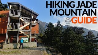 How to Hike Jade Mountain (YUSHAN 玉山) - Episode 77