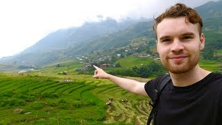 SAPA, NORTH VIETNAM. RAW TRAVEL VLOG 🇻🇳