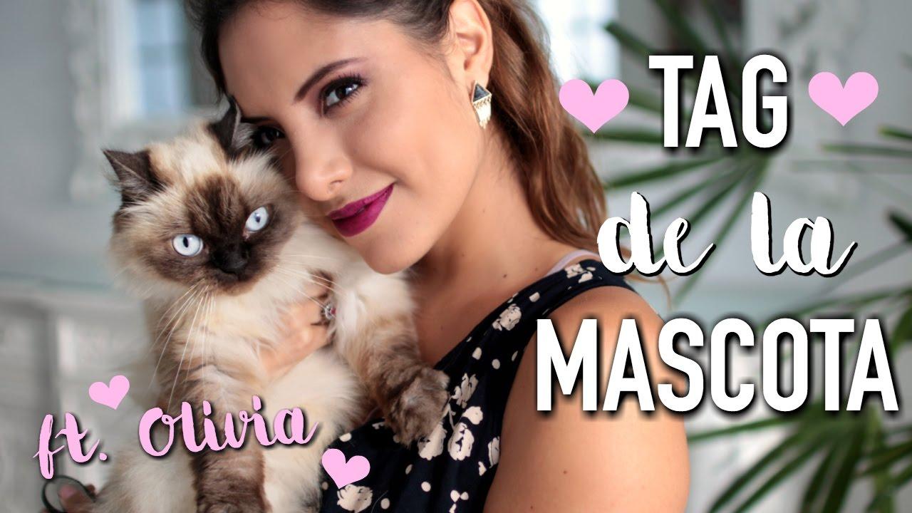 TAG DE LA MASCOTA 😻!!! Conoce a Olivia💜| Valeria Basurco