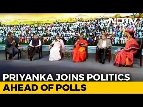 Priyanka Gandhi Vadra Joins Politics: Game-Changer Or Gamble?