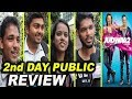 Judwaa 2 PUBLIC REVIEW | Second Day | Varun Dhawan | Jacqueline | Taapsee | David Dhawan