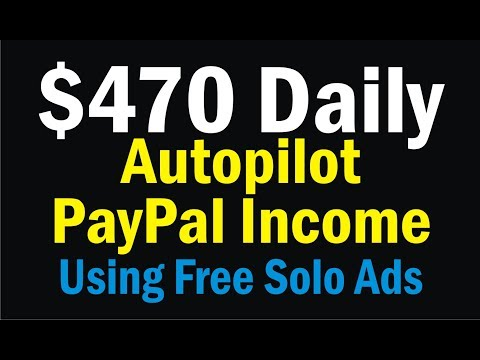 How I Make $470 Daily From Free Traffic | How To Get Free Tr