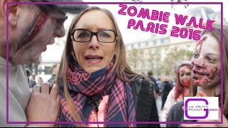 Zombie Walk Paris 2016