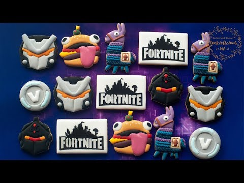 fortnite-cookies-part-1-~-how-to-make-durr-burger/beef-boss,-black-knight,-omega-&-fortnite-logo!