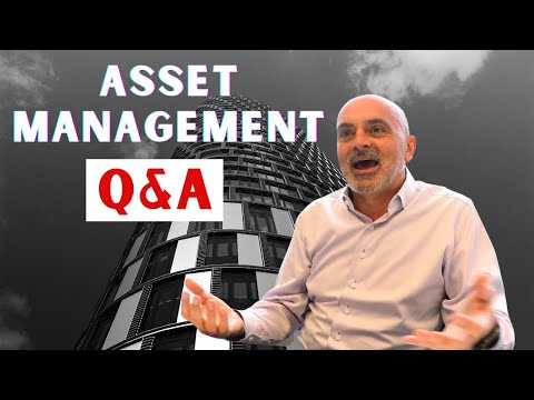 Asset Management Questions and Answers [A Guide to successful asset management interview]