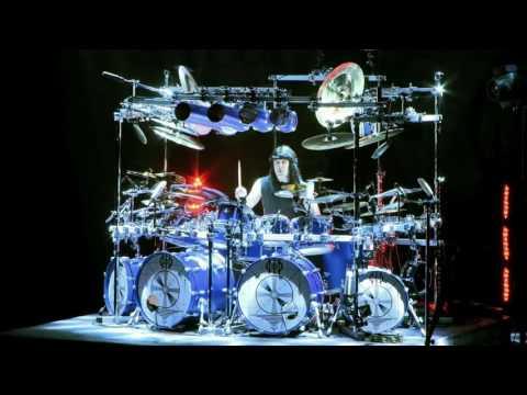 Mike Mangini :  Enigma Machine - drum solo