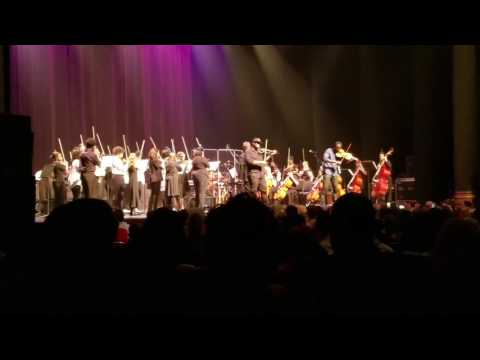 Black Violin and Western Middle School: Simple Gifts