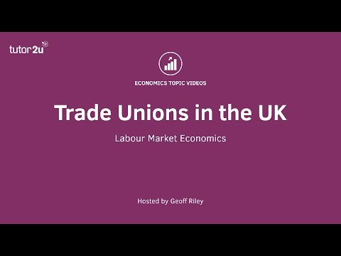Trade Unions in the UK