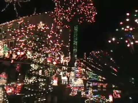 Tacky Christmas Lights Tour Richmond Va