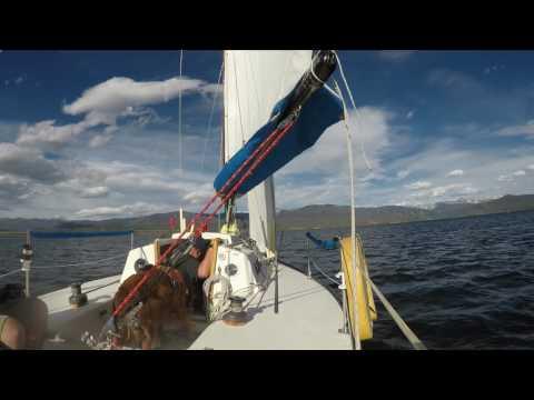 SV Trix Sailing Full Uncut Lake Granby