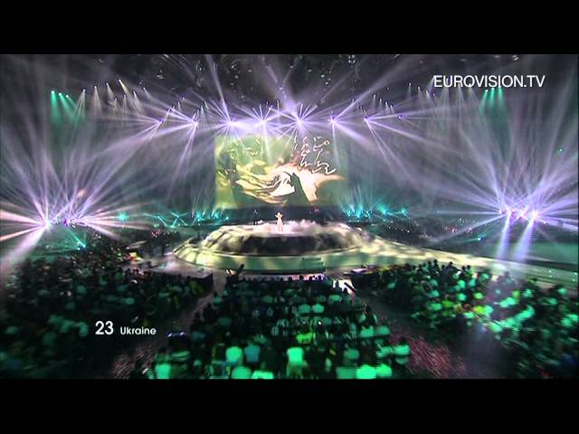 Mika Newton - Angel (Ukraine) - Live - 2011 Eurovision Song Contest Final