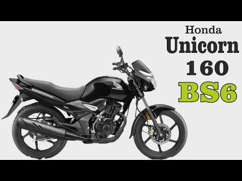New Honda Unicorn 160 Bs6 Price Mileage New Change All Details In