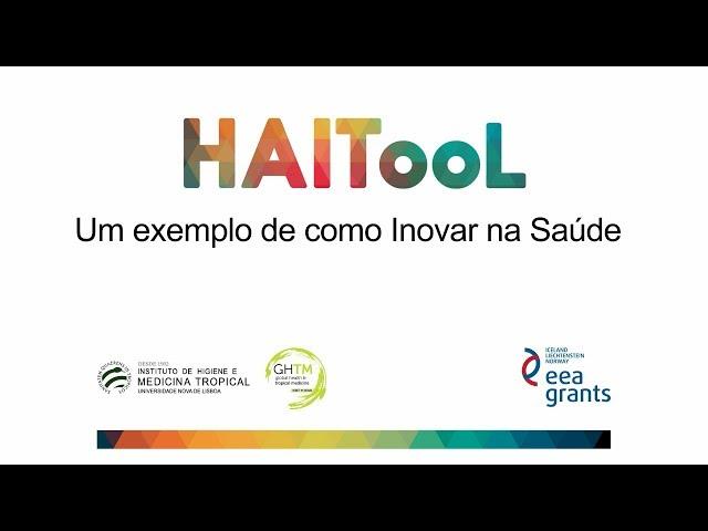 HAITOOL   Inovação na Saúde