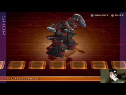 Armored Core 3 Highlight - AC Cocoon