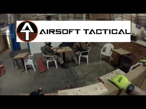 Airsoft Tactical Rochester, NY CQB Gameplay 5/10/14