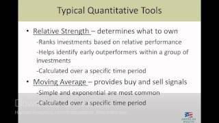 Investing Strategy: Why Quantitative Investing?